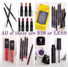 Want to try Younique products, but are on a budget? Start with these products! www.youniqueproducts.com/ChaniB #deals #younique #makeup