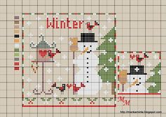 Winter xs: Gallery.ru / Фото #30 - Freebies III