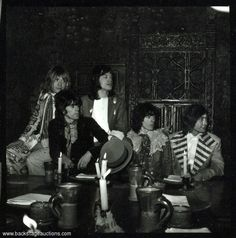 1135: The Rolling Stones 1964 - 1968 Lot of 108 B/W Candid & Outtake Negatives With Full Rights - Store - Backstage Auctions, Inc.