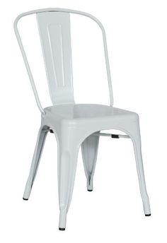Chintaly Imports Galvanized Steel Side Chair with 5 Stylish Colors, Set of 4, White Chintaly Imports,http://www.amazon.com/dp/B00BU3DE1S/ref=cm_sw_r_pi_dp_5HoEsb0HRTZSRT8J