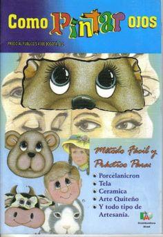 Pintando olhos - Mais... - Rosa Maria Ribeiro - Picasa Web Albums...