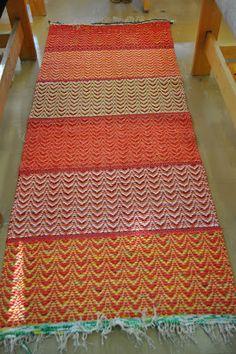 Aurinkoinen keittion matto