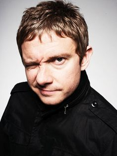 Martin Freeman is awesome