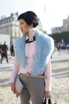 They Are Wearing: Paris Fashion Week - Slideshow - WWD.com