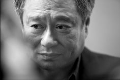 """Ang Lee: """"Recalling earlier times, my wife confessed, 'I've always believed that you only need one gift. Your gift is making films. There are so many people studying computers already, they don't need an Ang Lee to do that. If you want that golden statue, you have to commit to the dream.'"""""""