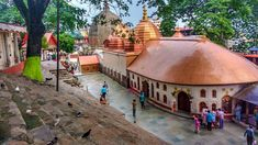 Kamakhya Temple is a significant shaktipeeth where devotees worship the yoni of the Goddess Sati. The place has witnessed Lord Shiva's Tandav and the mystical incidents like turning of the Brahmaputra river water into red color! Read more…