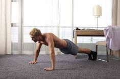 Hotel Workout | Men's Health
