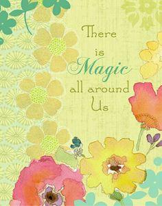 There us Magic all around us <3 www.livetrustedpsychics.co.uk