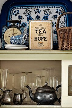 {tea : hope} lovely