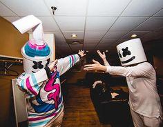 WEBSTA @ marshmellomusic - The dab is dead @slushiimusic