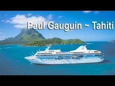 "Südsee-Kreuzfahrt: ""Paul Gauguin"" fährt wieder nach Fiji   traveLink."
