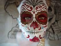 Resultado de imagen para taxidermy skull sugar