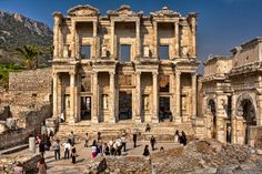 Turkey - Ephesus Library