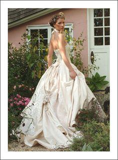 Iman Bridal - Wedding Dress Style Number Iman2