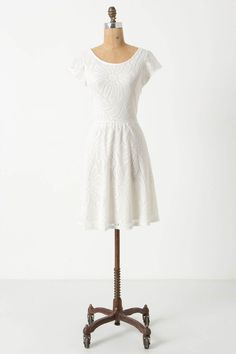 Anthropologie - I imagine Daisy wore something like this in the Great Gatsby