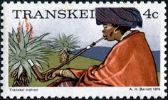 1976 Transkei ( used in South Africa)