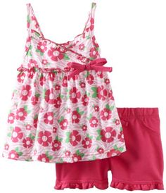 Carter's Watch the Wear Girls 2-6X Flower Top with Bow and Shorts Set, Fuchsia/Purple, 2T Carter's Watch the Wear,http://www.amazon.com/dp/B00B8KZTO8/ref=cm_sw_r_pi_dp_6nS2rb1DRC42294G