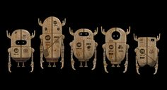 The Woodbot Pilots