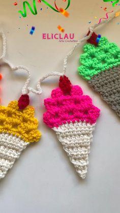 Scrap Yarn Crochet, Freeform Crochet, Crochet Diagram, Thread Crochet, Crochet Motif, Knitting Yarn, Crochet Stitches, Crochet Patterns, Simple Crochet