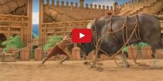 Watch: Making of Bahubali - Bull Fight Sequence VFX Break Down.
