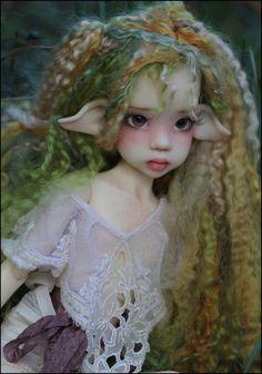 JpopDolls.net::Dolls::Kaye Wiggs Dolls::Laryssa::Laryssa Faun Freckles Normal Skin NO HOOVES (PREORDER)