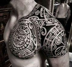 Some progress...#tattoo #tattoos #tattooidea #tattoomaori #tattoolife #tattooworkers #traditionaltattoos #tatau #tribal #tribaltattoo #tribaltattoos #maori #maoritattoos #maoritattoo #polynesiantattoos #polynesiantattoo #polynesian #marquesan #marquesantattoos #blacktattoo #blackink #blackwork #blackworkers #inked #inkedmen #mentattoo #instatattoos #darkartists
