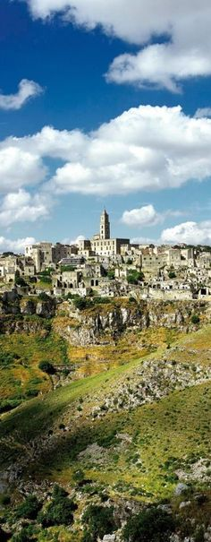Experience an unforgettable trip to Matera, #Italy.