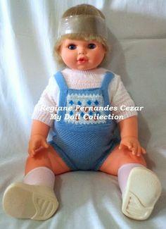 My Dolls Collection: Fofão, Coleção Fofa e Fofão, Estrela,1984 #Boneco #Fofao #Estrela #Dulzon