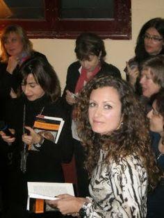 """Presentación del libro """"Mujeres en la Historia"""" en Madrid"""