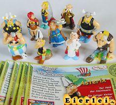 Satz Asterix und die Wikinger (Komplettsätze)