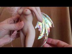 Sculpting a Female Fairy - Sneak Peek - Aprylian - SculptUniversity.com