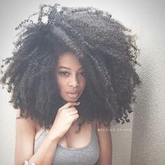 5 years natural hair growth