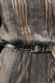 Alberta Ferretti Fall 2012 - Details