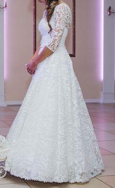 Suknie - Suknia ślubna - 4 000,00zł