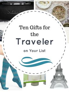 The holiday season is upon us and it can be tricky figuring out what to get your travel savvy friends. I've picked out some great items to make travel a little easier or inspire wanderlust for the traveler... Read More