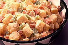 CHEEZ WHIZ Potato Salad