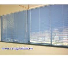 Mẫu rèm văn phòng hiện đại chất liệu lá nhôm http://remgiadinh.vn/rem-van-phong