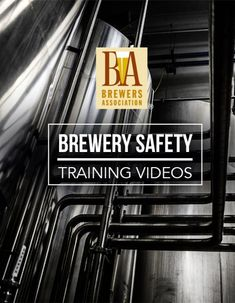 Homebrewing setup The Brewers Association (BA) is pleased to announ. Home Brewery, Home Brewing Beer, Brewery Design, Safety Training, Brewing Equipment, Brew Pub, Beer Recipes, How To Make Beer, Wine Making