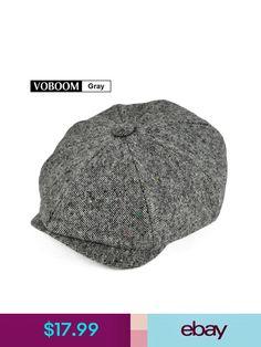0e866caa0 2018 new Tweed Gatsby Newsboy Cap Men autumn winter Hat for men Golf ...