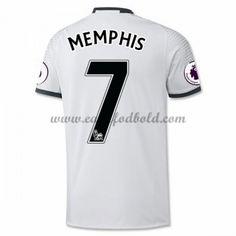 Fodboldtrøjer Premier League Manchester United 2016-17 Memphis 7 3. Trøje