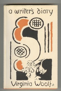 A Writer's Dairy | Virginia Woolf  ●彡 Vanessa Bell cover