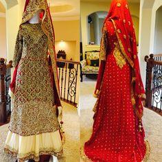 Custom bridal for nikaah