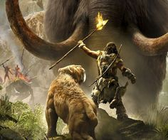 FarCry Primal - PS4, Xbox One & PC - http://www.jeuxvideo.org/2016/02/farcry-primal-ps4-xbox-one-pc/