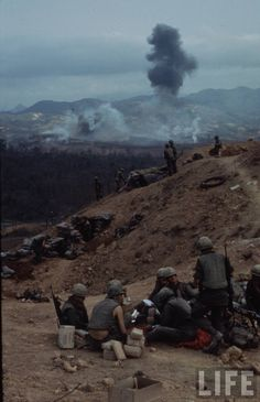 Route Nine Defensive-Vietnam