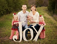 Adorable christmas picture ideas