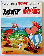 BD ASTERIX ET LES NORMANDS  / 1967 / Ed. du LOMBARD