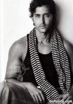 Hrithik Roshan. I have no idea who this is but I need to marry him.