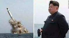 North Korea launched yet another missile on Tuesday. The missile may have landed in East Sea in Japan's exclusive economic zone (EEZ). Japan's EEZ encompasses all waters within 200 nautical miles of its coastline. The missile Content Management System, Nuclear Test, Ballistic Missile, Website Design, World Peace, North Korea, Obama, Product Launch, Federal