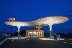All about Gas Station by atelier SAD on Architonic. Find pictures &amp…