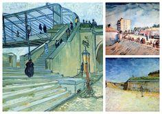 Vincent Van Gogh Collection XXXIV (City)